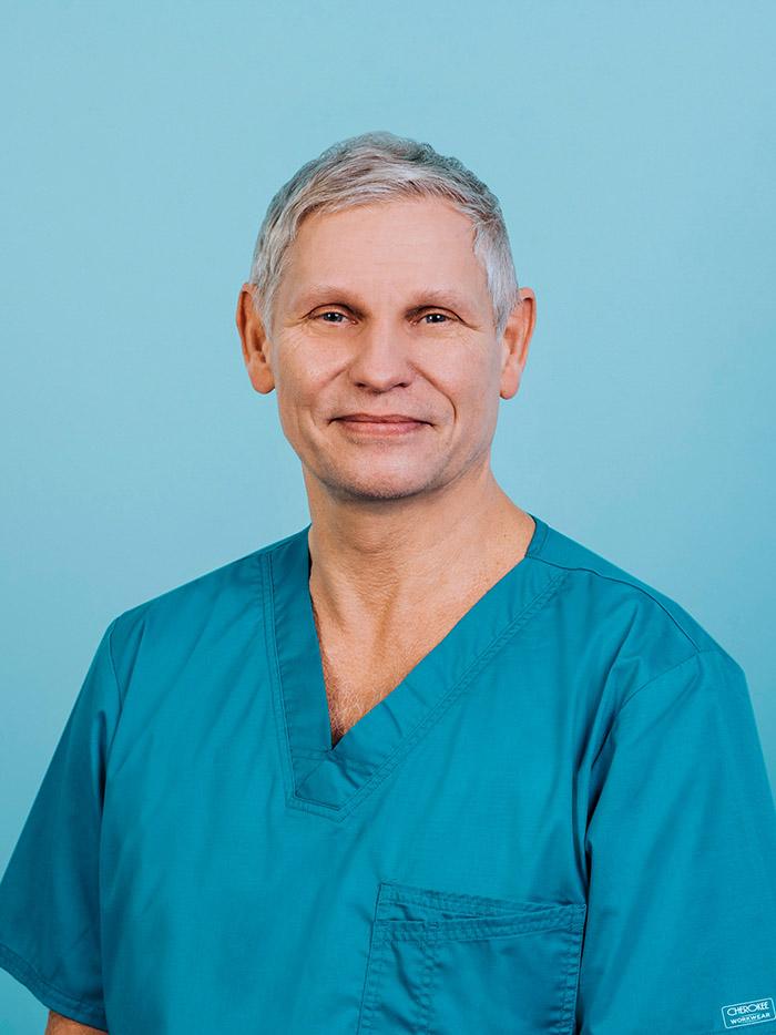 ANTS VIIKLEPP, MD.