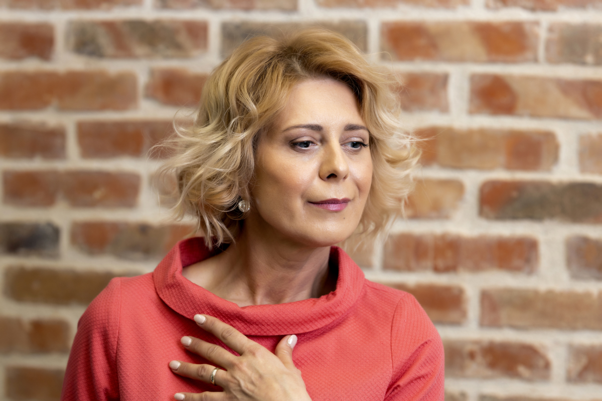 Näitlejanna Ülle Lichtfeldt läbis biorevitalisatsiooni protseduuri
